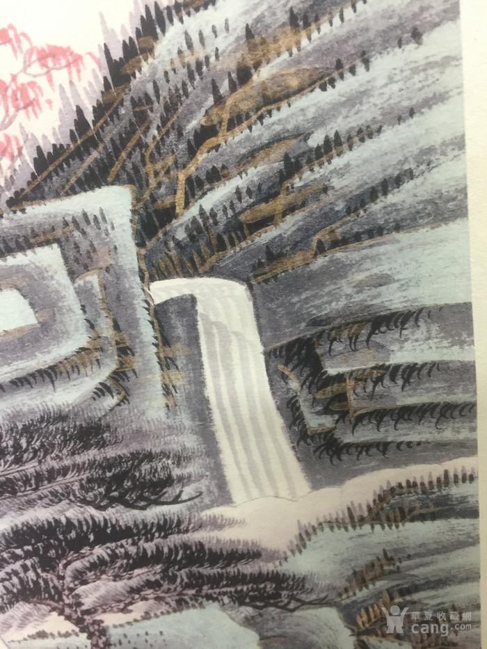 山水隐士图A3788图6