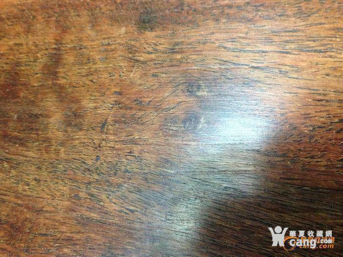 老黄花梨大桌面板 无裂纹