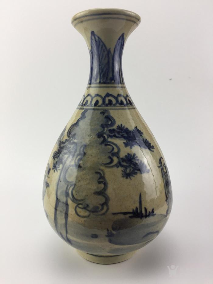 瓷瓶B0001图1