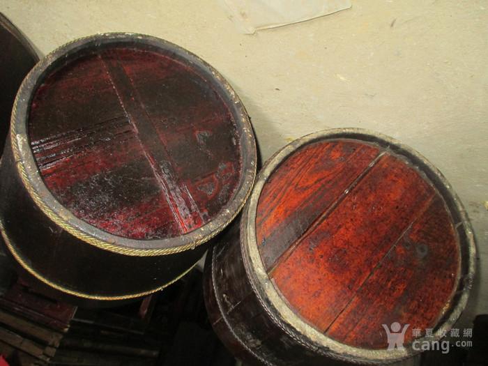 木纹美丽大水桶