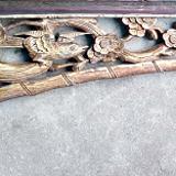 清代木雕花板一组