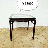 紫檀八仙桌