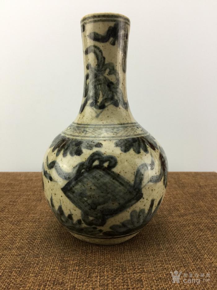 富贵瓷瓶B120