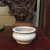 清早期德化白瓷香炉