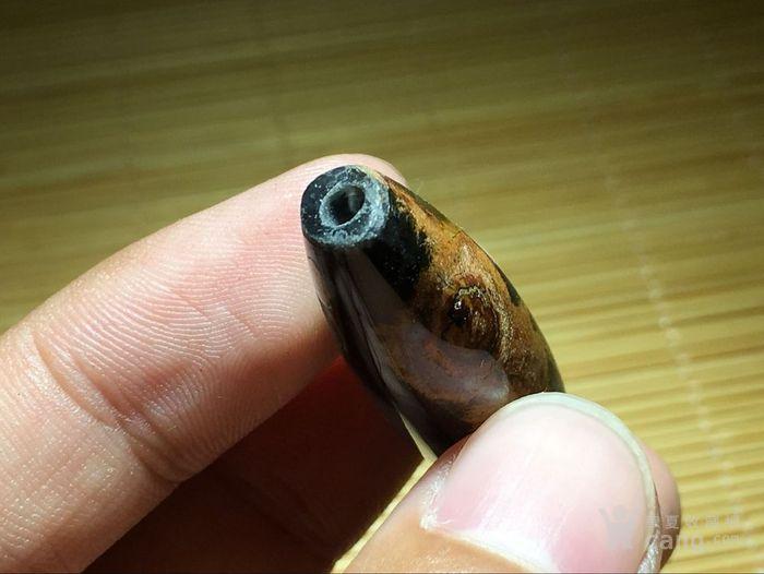 精美 九眼页岩 单眼勒子 料质细腻图3
