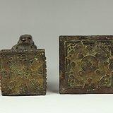 早期收藏回流老铜印章