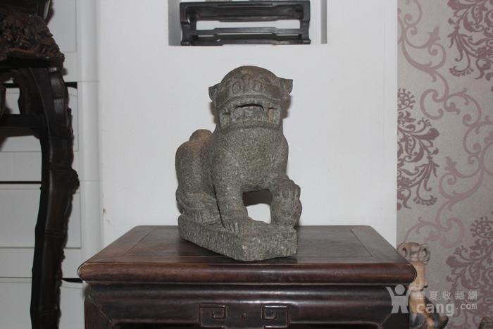 清代石狮子图5