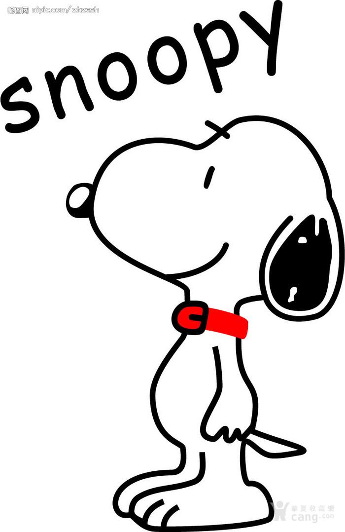奇石 Snoopy 史努比 狗首 狗年旺大�\