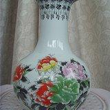 80年代印花花瓶全品