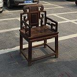 苏作清代柞榛木太师椅