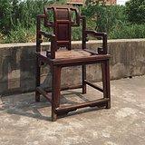 苏作血榉木精品太师椅