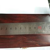 老挝红酸枝首饰盒