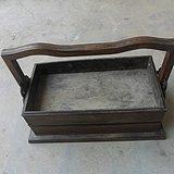 红木提盒或紫檀提盒
