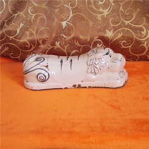 磁州窑虎枕