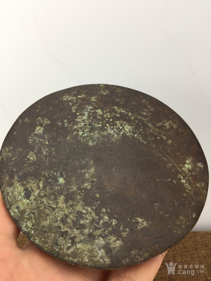 老铜镜子A1735图4