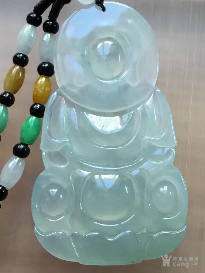 1112 冰荧光晴底观音,超特价6360