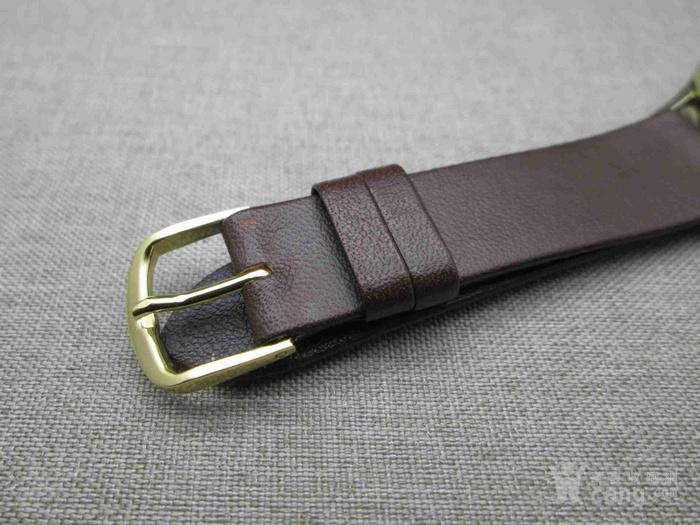 库存未使用的古董瑞士英弗他手卷男士腕表