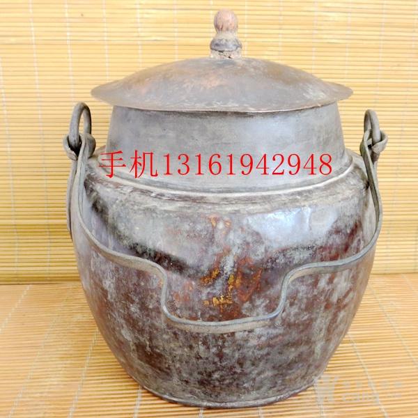 红铜吊罐  老炊具图2