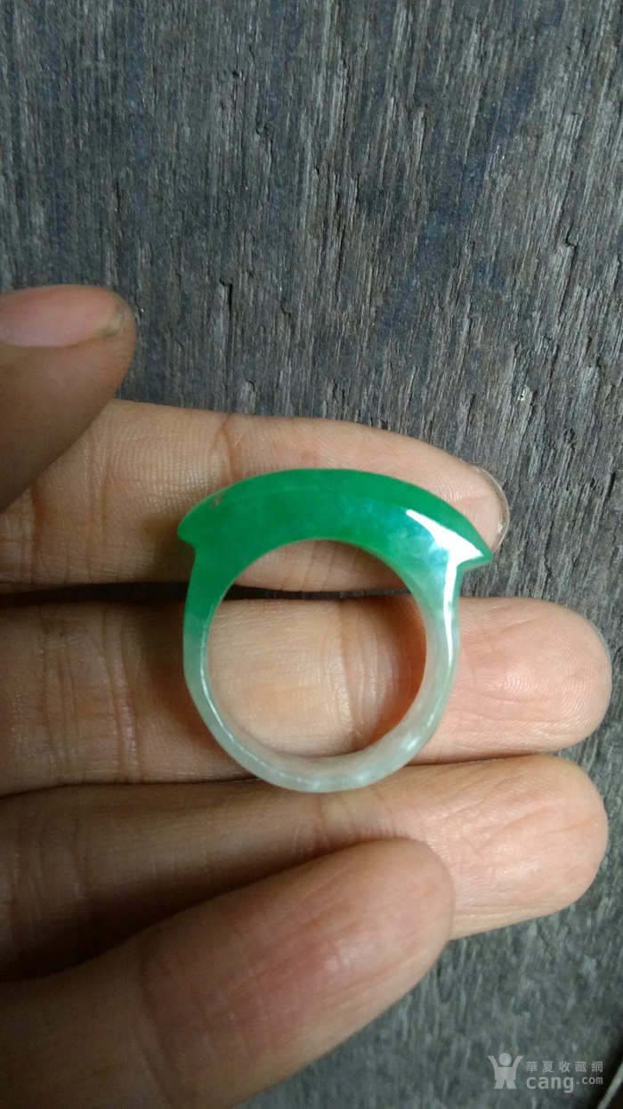 缅甸翡翠戒指