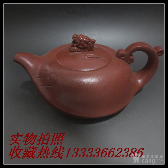 邵大亨紫砂壶收藏回流古玩古董紫砂壶430cc左右