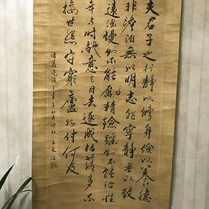 王文志书法
