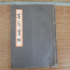 菩萨画像 佛像画册