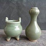 老龙泉炉子瓶子