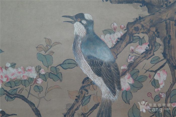 王若水花鸟作品