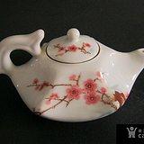 红色官窑 六十年代中南海怀仁堂珍品壶