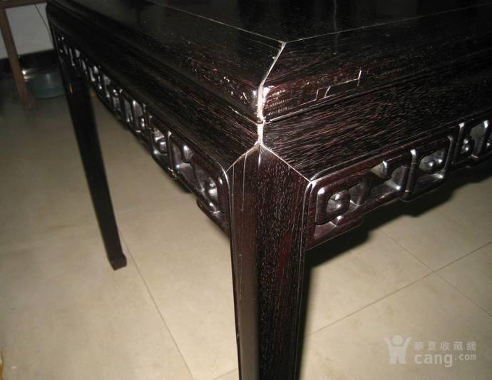 特价清代印度小叶紫檀大方桌
