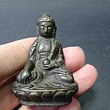 明代铜器铜佛像