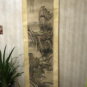 杨昌绪 山水