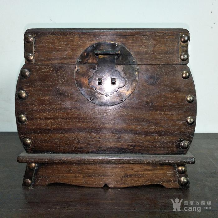 海南黄花梨小木箱