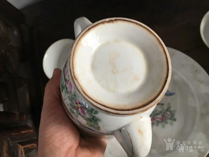 全美品蝶恋花茶具一套
