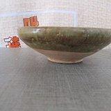 *吉州窑茶釉末茶盏