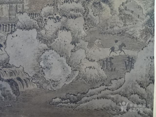 清代允禧山水画