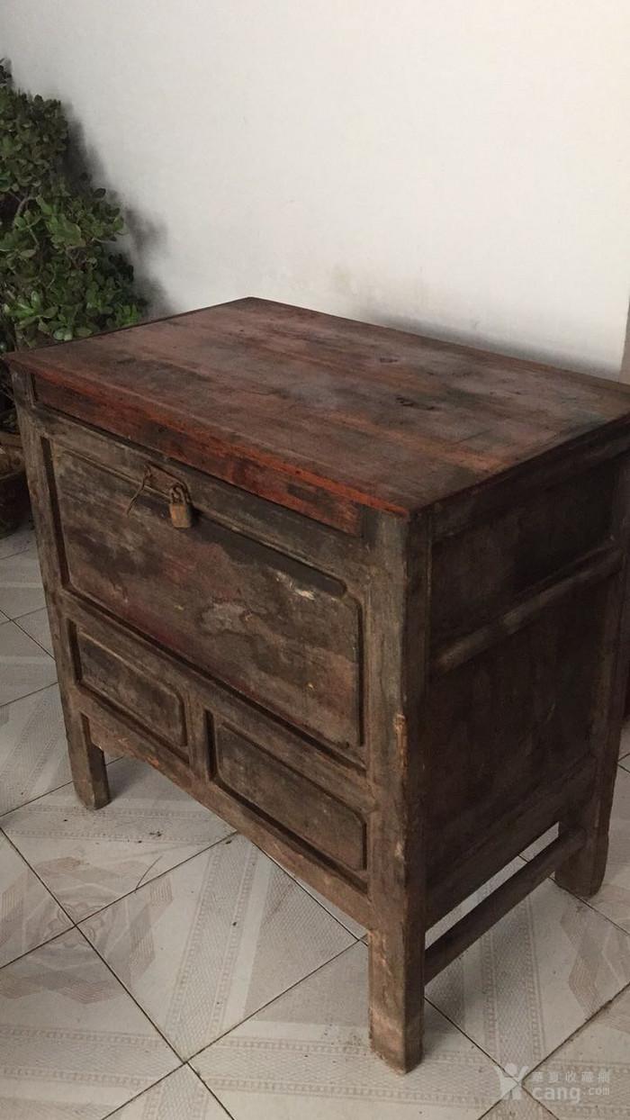 处理老家具 老柜子