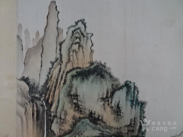 民国陈少梅山水画