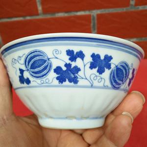 60年代景德镇新华瓷厂小碗