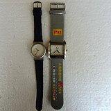 年底处理 老纪念石英手表2个