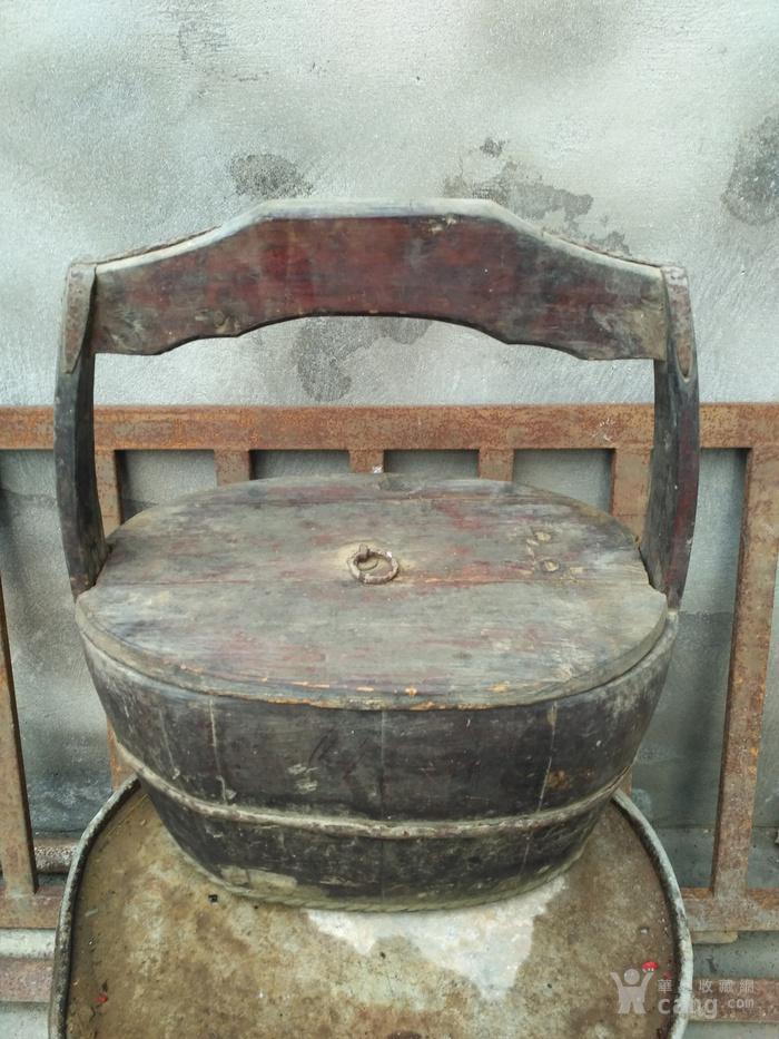 欧式木桶喷绘背景图