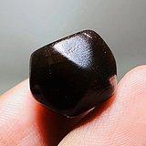 唐珠 多楞珠 焦糖色 十分漂亮 包浆熟润