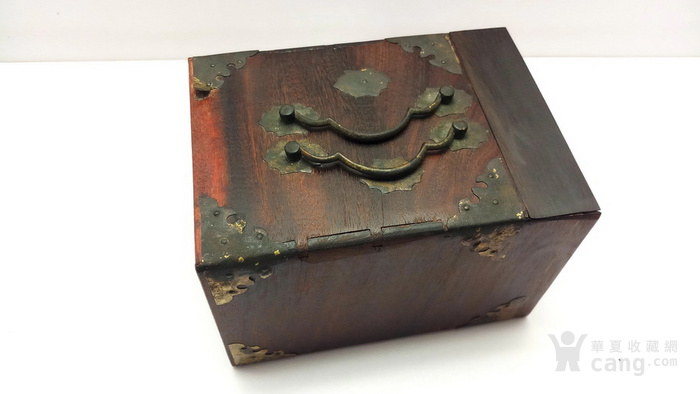 清东京木化妆盒