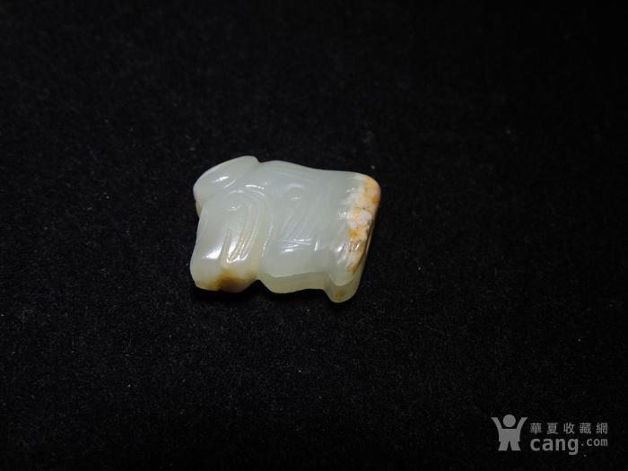 2.2厘米籽料小玉熊串饰