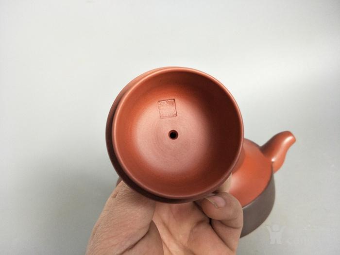 做工精致的老紫砂壶