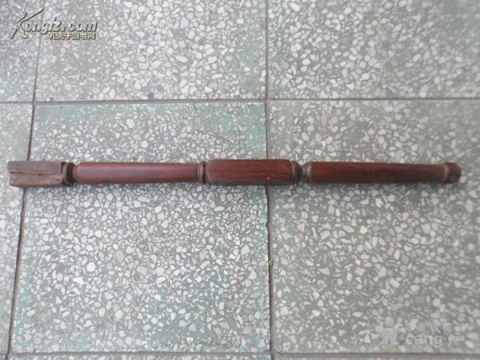 小叶紫檀 茶几腿 尺寸70x3.6cm重1.5斤黄花梨