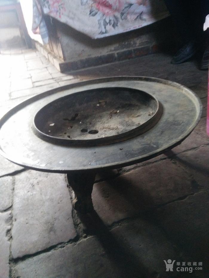 包老铜火盆