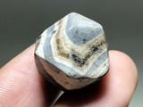 灰* 唐八棱珠 花纹十分 漂亮 包浆厚重 *壳自然