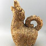 瑞兽海捞瓷瓶A4937