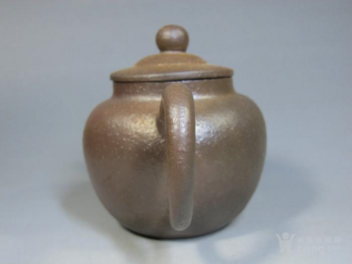 清仓特价 台湾回流原矿粗砂窑变灯笼紫砂壶
